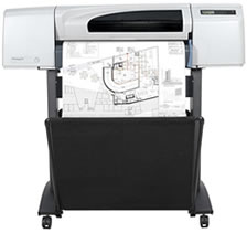 Plotter HP Designjet 510 -