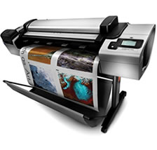 Plotter HP Designjet T2300 -
