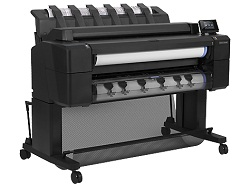 Plotter HP Designjet T2500